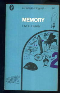 Memory by I. M. L. Hunter - Paperback - 1964 - from Lazy Letters Books (SKU: 7272)
