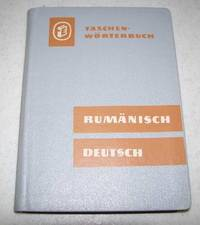 Rumanisch-Deutsches Worterbuch