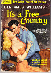 It's a Free Country by  Ben Ames Williams - Paperback - 1st Printing - 1951 - from John Thompson and Biblio.com