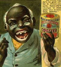 1880s African American Ad Card