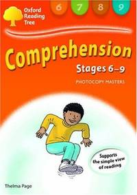 image of Oxford Reading Tree: Levels 6-9: Comprehension Photocopy Masters