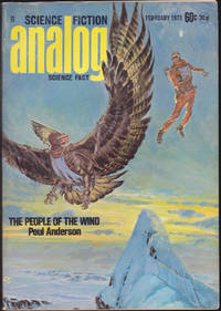 Analog Science Fiction / Science Fact, February 1973 (Volume 90, Number 6)