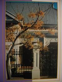 Painting of older buildings in South Australia.2000