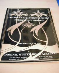 image of Children's & Illustrated Books. Modern First Editions. 16 June 2005
