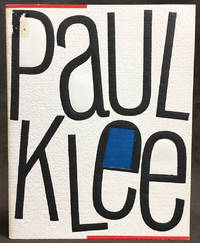 image of Paul Klee: Exhibition March 8-April 2, 1960.
