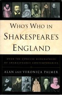 image of Who's Who In Shakespeare's England