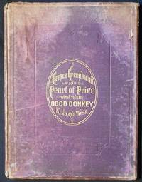 Prince Greenwood and Pearl-of-Price; With their good Donkey kind and wise! Translated from the German of H. Hoffman-Donner by M. Despard; Illustrated by Eleanor Greatorex