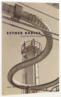 Esther Bubley: American Photo-Journalist + Ephemera