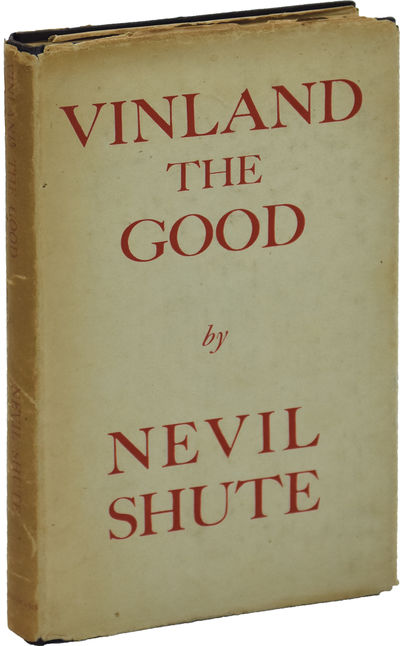 London: William Heinemann, 1946. First UK Edition, preceding all the others Very Good plus in a Very...