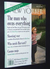 The New Yorker Magazine, July 19, 1999: Gilles Peress
