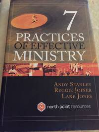image of Seven Practices of Effective Ministry