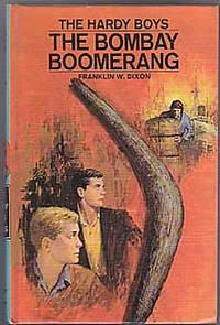 image of The Hardy Boys: The Bombay Boomerang
