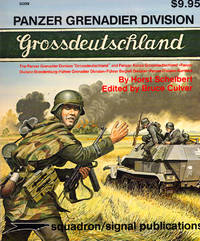 Panzer Grenadier Division Grossdeutschland - A Pictorial History with Text & Maps