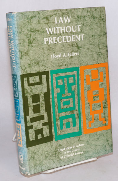 Chicago: University of Chicago Press, 1969. Hardcover. xi+365p., maps, preface, footnotes, appendixe...