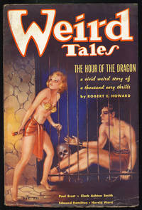 The Hour of the Dragon (Conan the Conqueror) in Weird Tales December 1935 Through April 1936