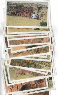 Bryce Canyon hand-tinted RPPCs