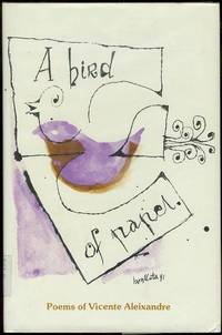 image of A Bird of Paper: Poems of Vicente Aleixandre