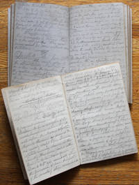 Pair of Manuscript Medical Lecture Notebooks kept by an unidentified student at New York University Medical School, 1847-1848