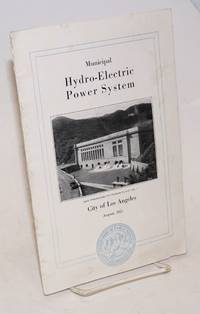image of Municipal Hydro-Electric Power System, City of Los Angeles, August, 1921