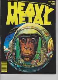 Heavy Metal Magazine 3