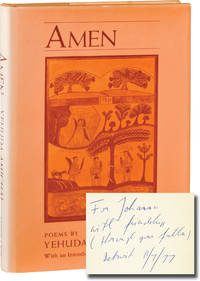 Amen (First Edition, inscribed)