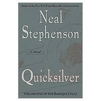 Quicksilver  Hardcover