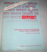 STP 3, 1989 Supplement: Mankind's Social Progress today and Tomorrow (Socialism Theory and...