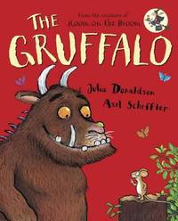 The Gruffalo by Julia Donaldson - Hardcover - 2005 - from ThriftBooks and Biblio.com