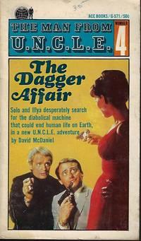 THE DAGGER AFFAIR: The Man from U.N.C.L.E #4