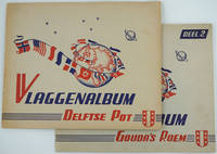 image of Vlaggenalbum Delftse Pot and Gouda's Roem: Flag Album of the Whole World, Parts 1 and 2
