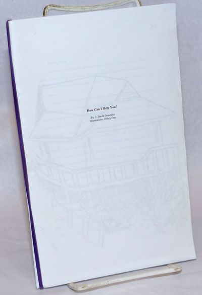 Key Biscayne: Self-published by the author, 2005. 14p., 5.5x8.5 inches,cheaply-produced 'zine of sho...