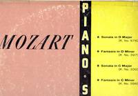 Arthur Dann [performs] Mozart Piano Solos [LP VINYL RECORD]