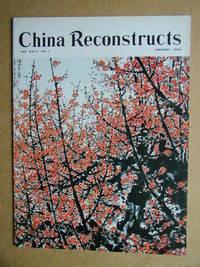 China Reconstructs. Vol. XXIII. No. 1. January 1974.