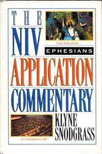 image of Ephesians: The NIV Application Commentary From Biblical Text--to Contemporary Life