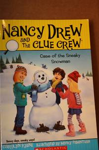 The Case of the Sneaky Snowman