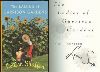 LADIES OF GARRISON GARDENS, Shaffer, Louise