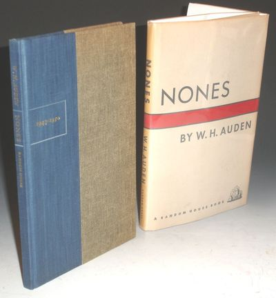 New York, (1950): Random House. First Edition. Octavo. First printing. Precedes the UK edition. 81pp...