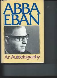 Abba Eban An Autobiography