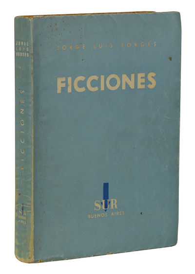 Buenos Aires: Editorial Sur, 1944. First Edition. Softcover. Very Good. 203 pp. First edition, first...