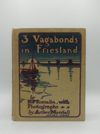 Three Vagabonds in Friesland with a...