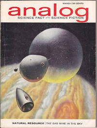 Analog Science Fact - Science Fiction, March 1963 (Volume 71, Number 1)