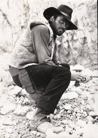 image of The Brute and the Beast [God Forgives, I Don't!] (Original photograph of Franco Nero from the 1966 Italian Western film)