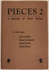 An Encounter Left Out of RABBIT REDUX in PIECES 2: A Journal of Short Fiction