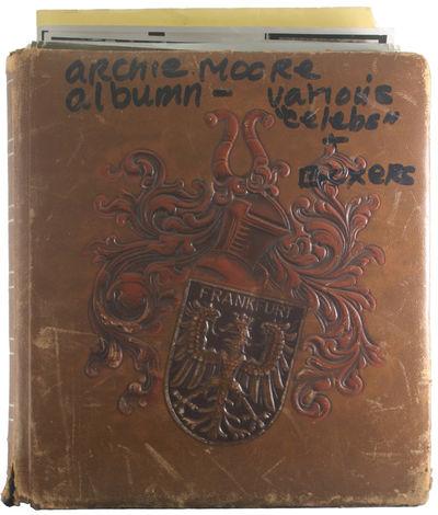 Personal Scrapbook belonging to...