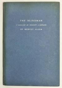 image of THE BLINDMAN.  A Ballad of Nogent l'Artaud