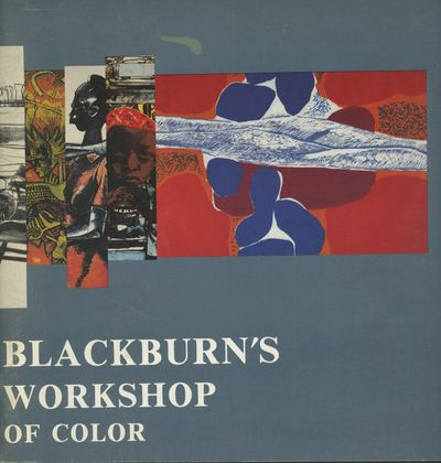 Bob Blackburn's Printmaking Workshop...