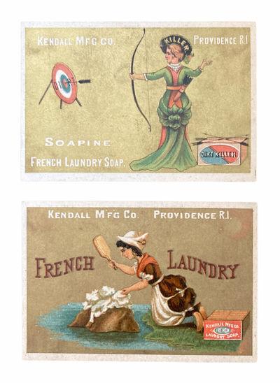 "[Advertisement] Set of Four, ""Fancy..."