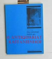 Du nimmst mich an. Gedichte von Arnold Krieger. Illustrationen von Edeltraud Abel.,