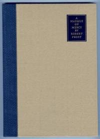 NY: Henry Holt & Co., 1947. Limited edition of 751 numbered copies signed by Frost on the limitation...