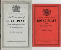 image of Catalogue of an Exhibition of Royal Plate from Buckingham Palace and Windsor Castle. By Gracious Permission of Her Majesty the Queen